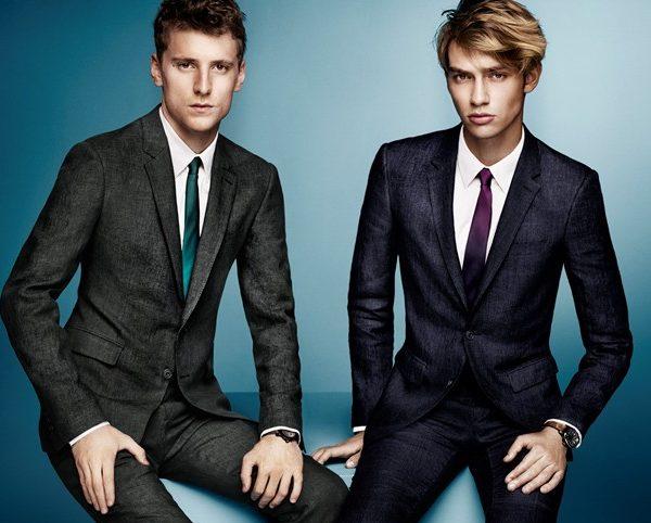 Burberry S/S 2015 by Testino Burberry S/S 2015 by Testino Vanity Teen 虚荣青年 Menswear & new faces magazine