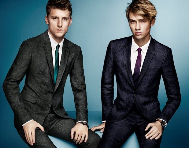 Burberry S/S 2015 by Testino Burberry S/S 2015 by Testino Vanity Teen Menswear & new faces magazine