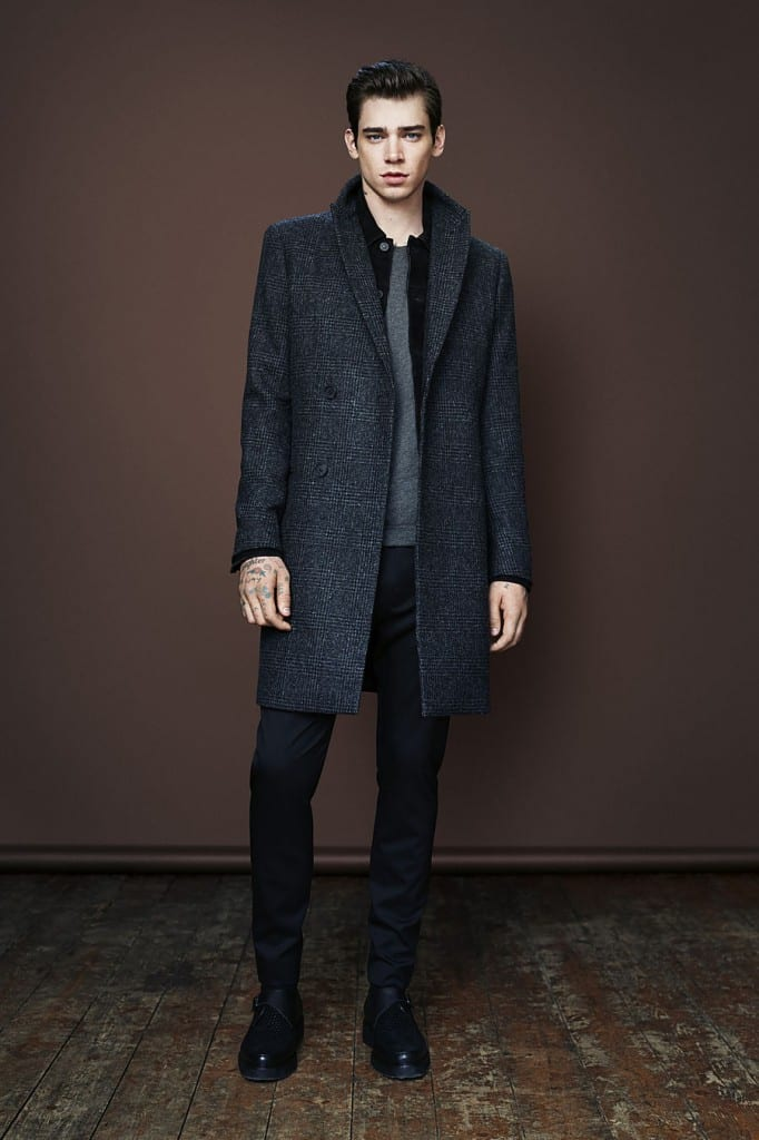 COLE MOHR  SHOWCASES ALL SAINTS HOLIDAY STYLES