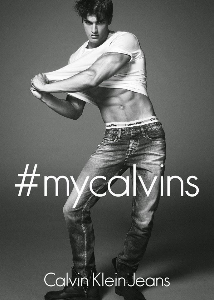Matthew Terry For Calvin Klein Jeans