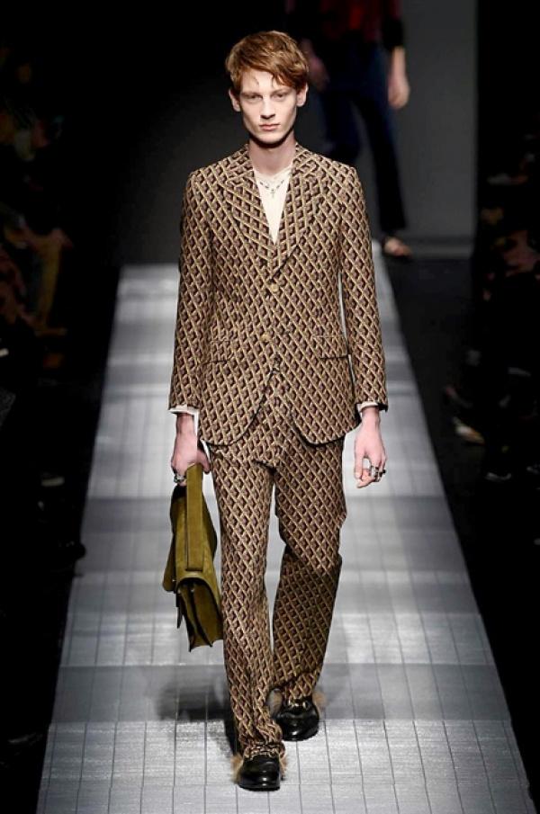 Gucci Menswear F/W 2015 Milan Fashion Week — Vanity Teen