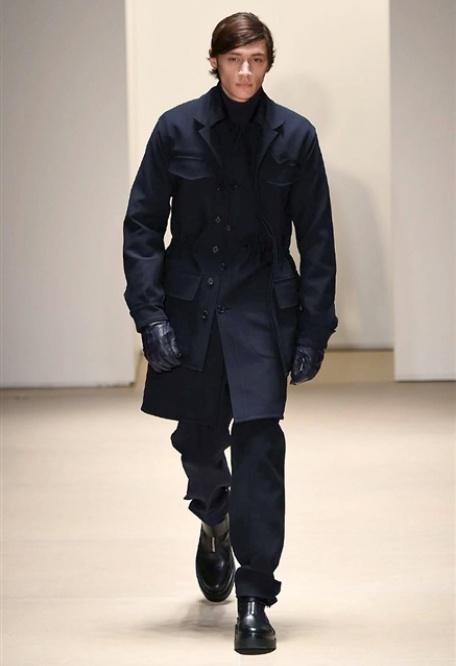 Jil Sander Men F/W 2015 Milan Fashion Week
