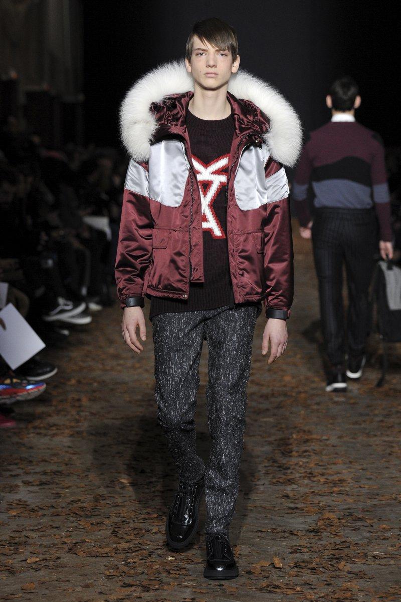 Kris Van Assche Autumn/Winter 2015-16 Paris Fashion Week