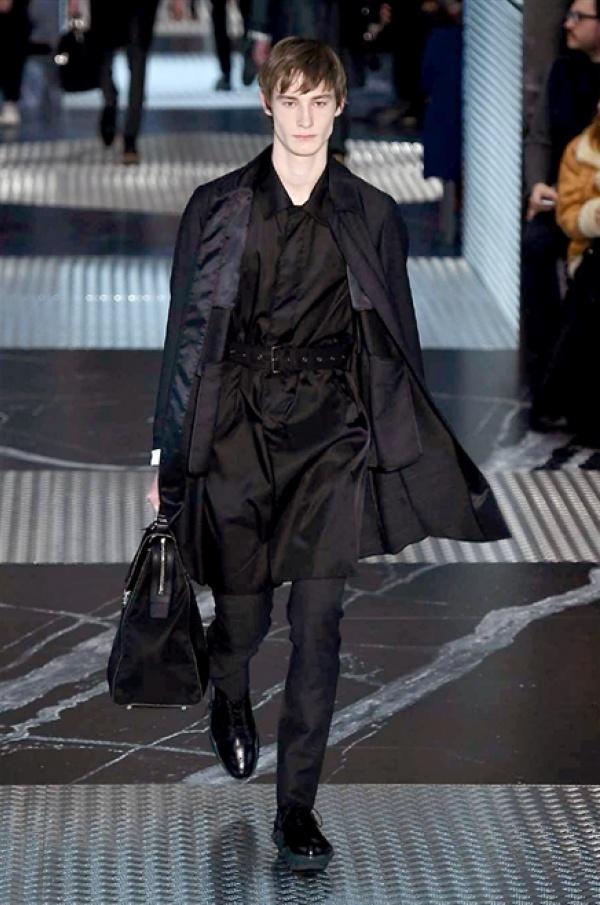 Prada Menswear F/W 2015 Milan Fashion Week