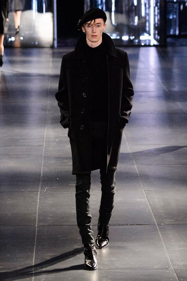 Saint Laurent Fall Winter 2015 Menswear Paris Fashion Week (15)