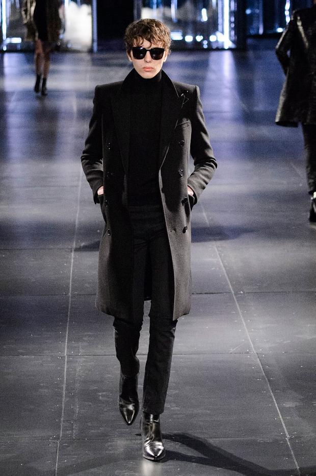 Saint Laurent Fall Winter 2015 Menswear Paris Fashion Week (19)
