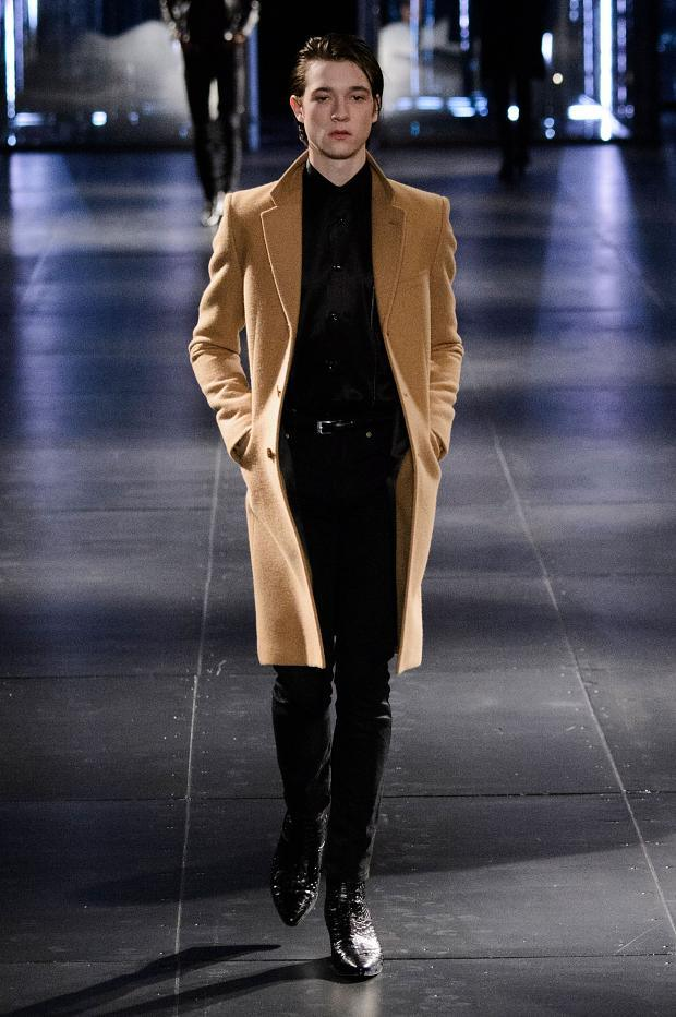 Saint Laurent Fall Winter 2015 Menswear Paris Fashion Week (20)