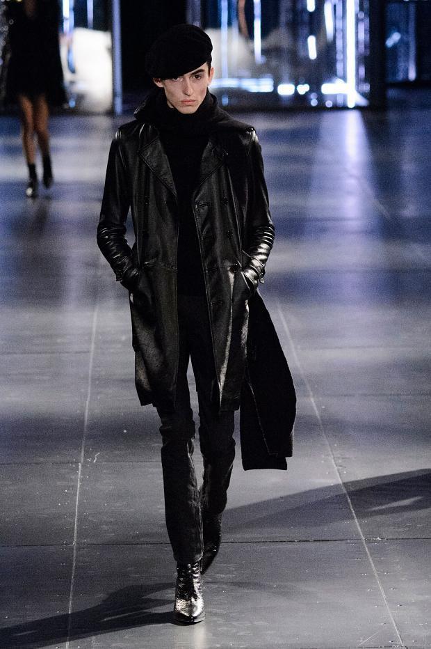 Saint Laurent Fall Winter 2015 Menswear Paris Fashion Week (23)