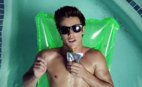 Cameron Dallas 'Expelled' movie review