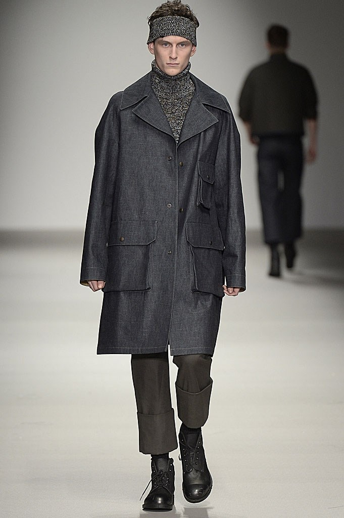 Ben Rice Fall-Winter 2015 London Fashion Week (10)