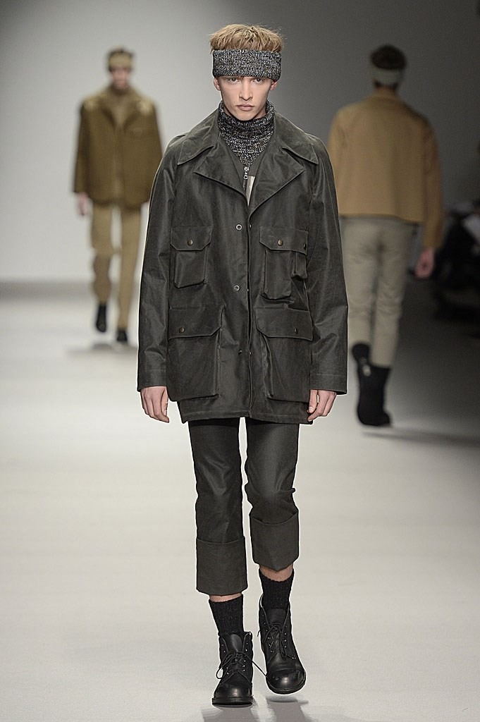 Ben Rice Fall-Winter 2015 London Fashion Week (6)