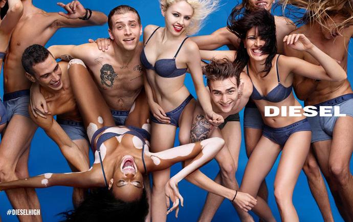 Diesel Spring Summer 15 Campaign