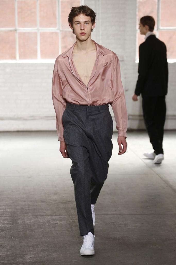 Duckie Brown F/W 2015 New York Fashion Week