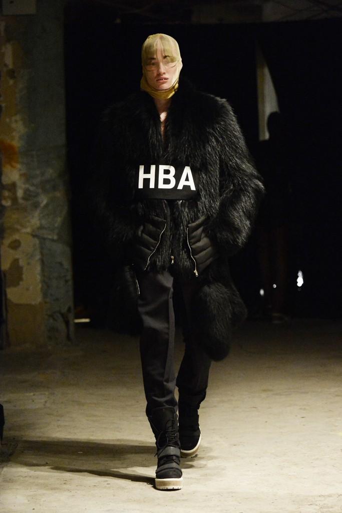 Hood By Air F/W 2015 New York Fashion Week