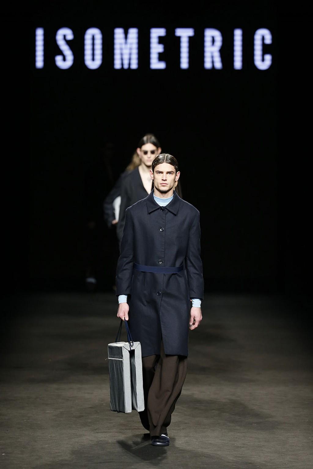 Isometric F/W 2015 Collection 080 Barcelona Fashion