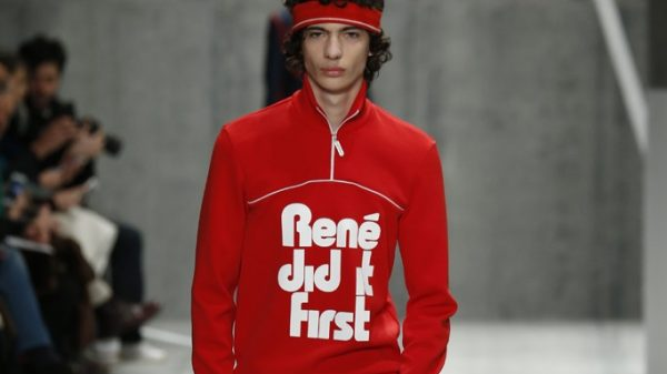 Lacoste F/W 2015 New York Fashion Week Lacoste F/W 2015 New York Fashion Week Vanity Teen 虚荣青年 Menswear & new faces magazine