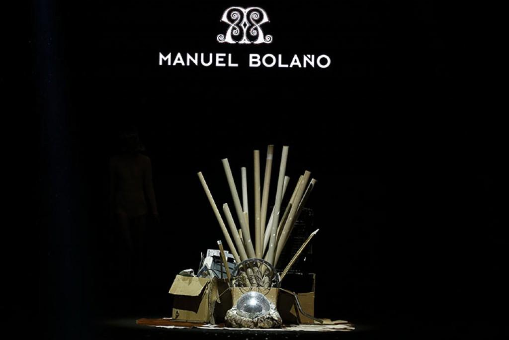 Manuel Bolaño Fall/Winter 2015 Collection 080 Barcelona Fashion