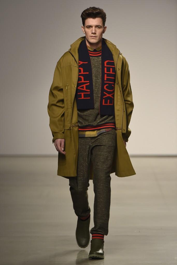 Perry Ellis F/W 2015 New York Fashion Week