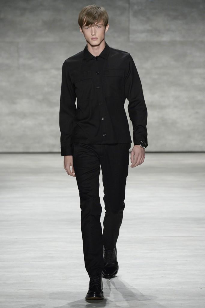 Todd Snyder F/W 2015 New York Fashion Week