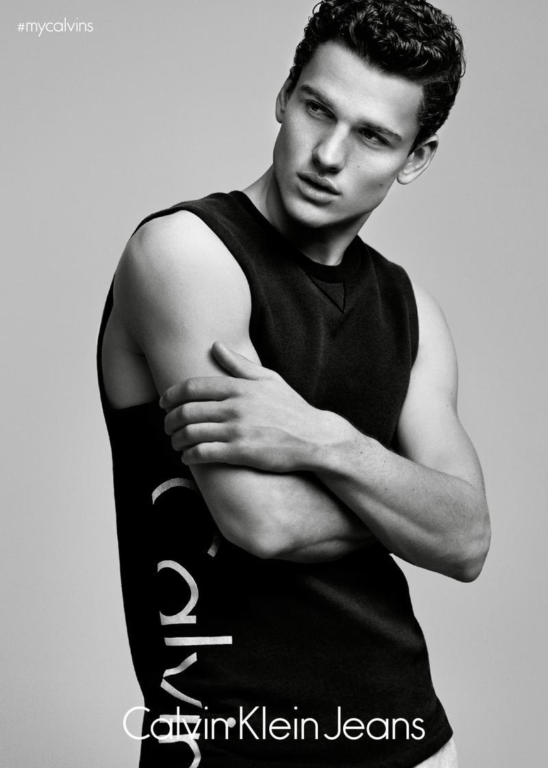 Simon Nessman For Calvin Klein Jeans