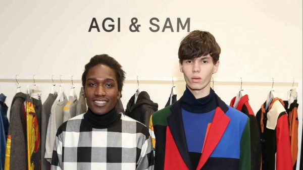 British Fashion Council 2016 new designers to promote themselves globally British Fashion Council 2016 new designers to promote themselves globally Vanity Teen Menswear & new faces magazine