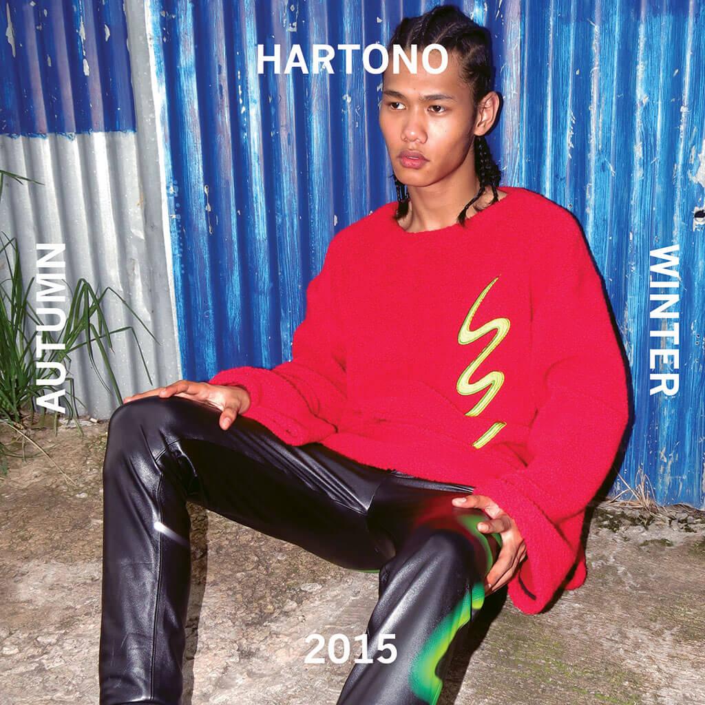 Hartono FW 2015 Lookbook (1)