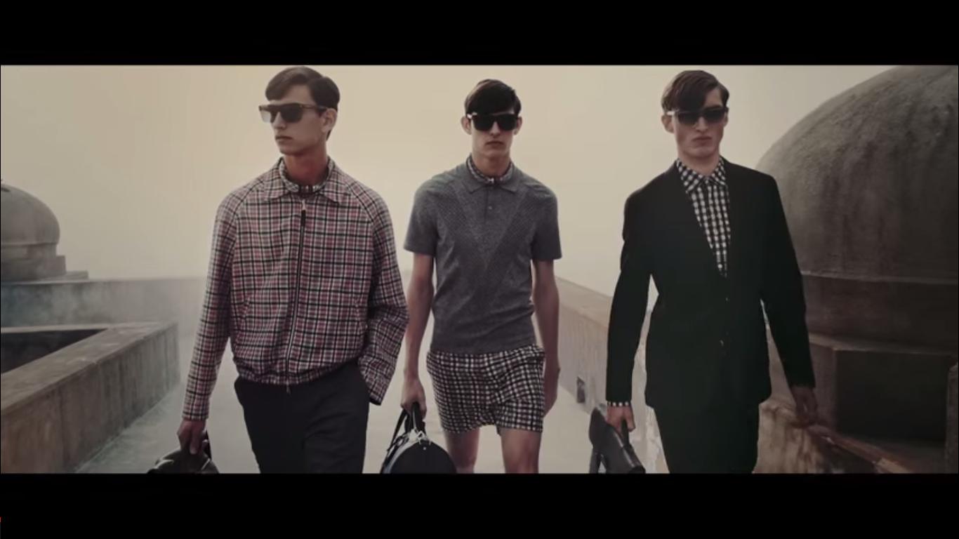Louis Vuitton Men's Spring 2015 Collection (1)