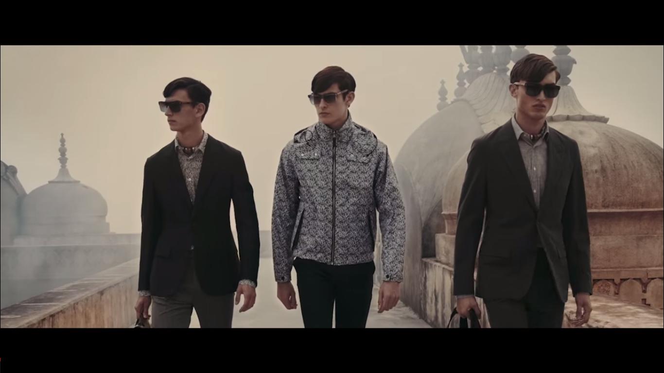 Louis Vuitton Men's Spring 2015 Collection (2)