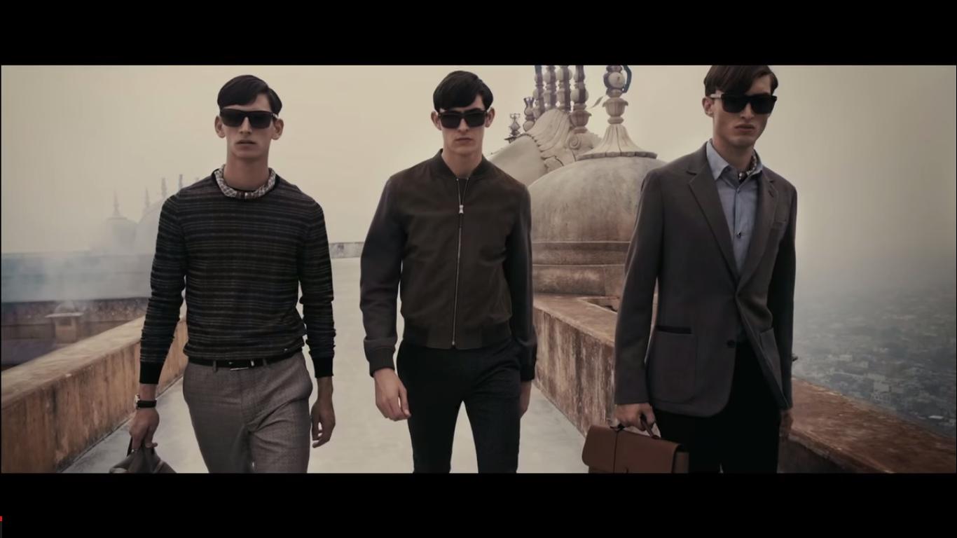 Louis Vuitton Men's Spring 2015 Collection (3)