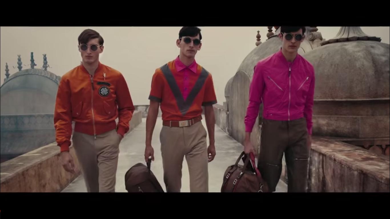 Louis Vuitton Men's Spring 2015 Collection (4)
