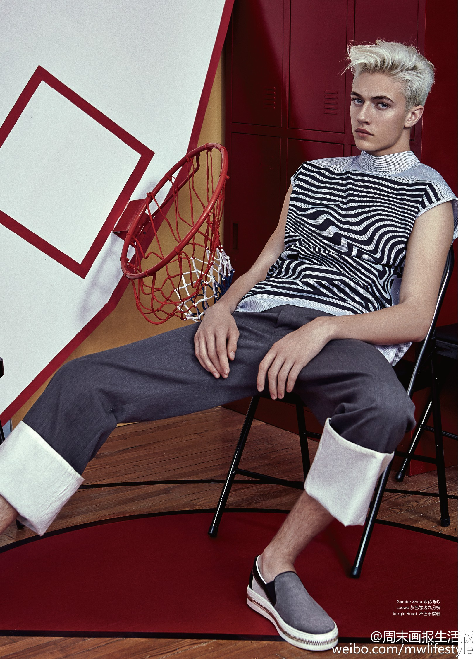 Lucky Blue Smith For Modern Weekly China (3)
