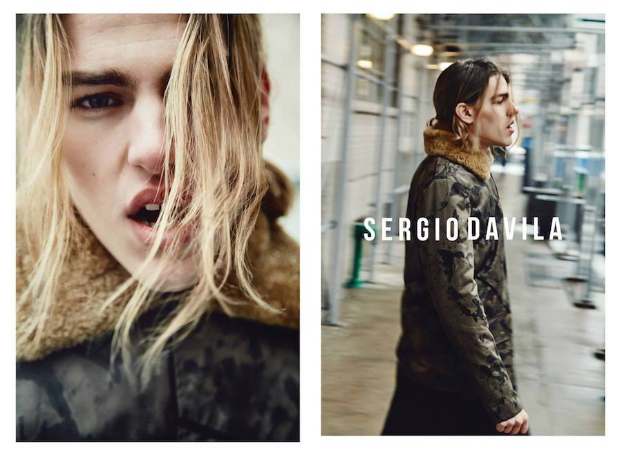 Sergio Davila Fall/Winter 2015 Sergio Davila Fall/Winter 2015 Vanity Teen Menswear & new faces magazine