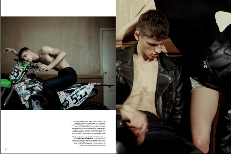 Jack Mather for Document Journal