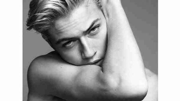 Lucky Blue Smith by Nico Bustos  Lucky Blue Smith by Nico Bustos Vanity Teen Menswear & new faces magazine