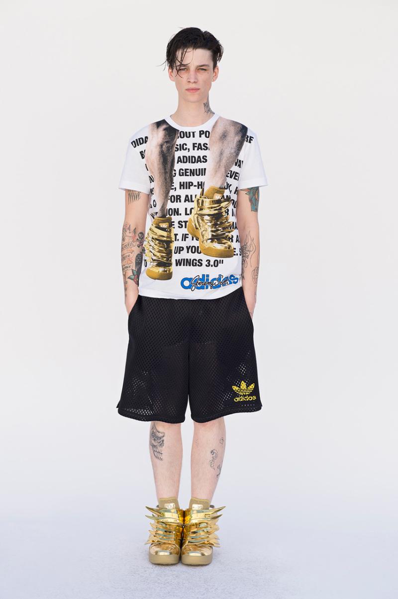Adidas Originals X Jeremy Scott S/S 2015 2nd Release