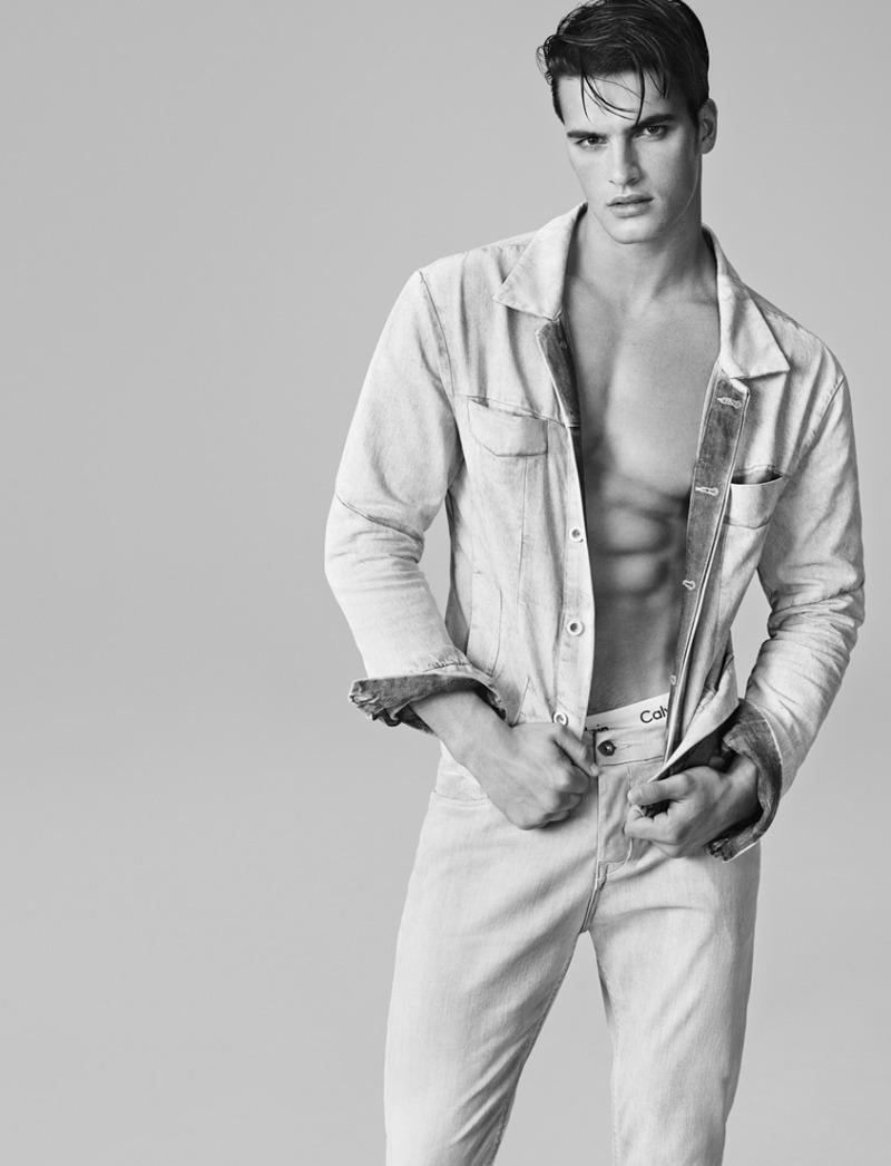 Calvin Klein Jeans S/S 2015 Campaign