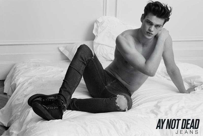 AY NOT DEAD Jeans F/W 2015