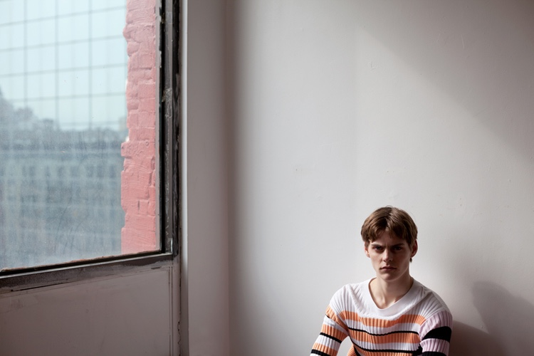 Mats Van Snippenberg in Creem Magazine Mats Van Snippenberg in Creem Magazine Vanity Teen Menswear & new faces magazine