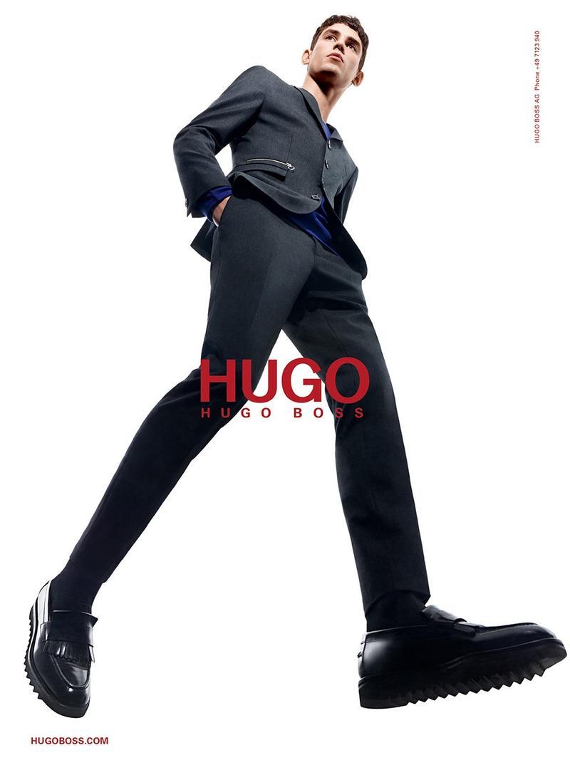 HUGO by Hugo Boss by Daniel Sannwald