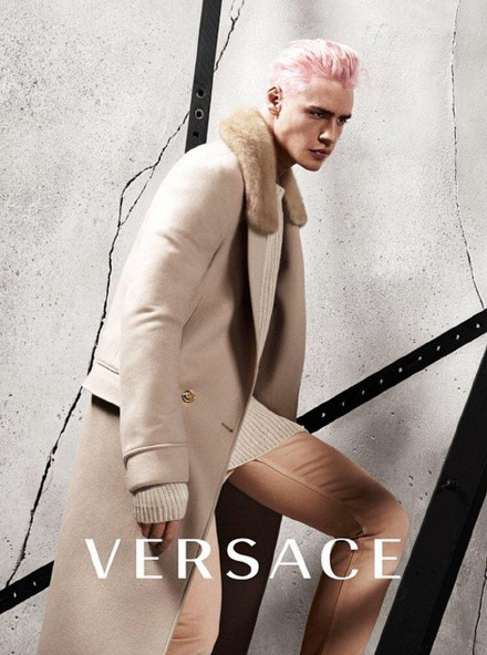 Oliver Stummvoll for Versace 2015