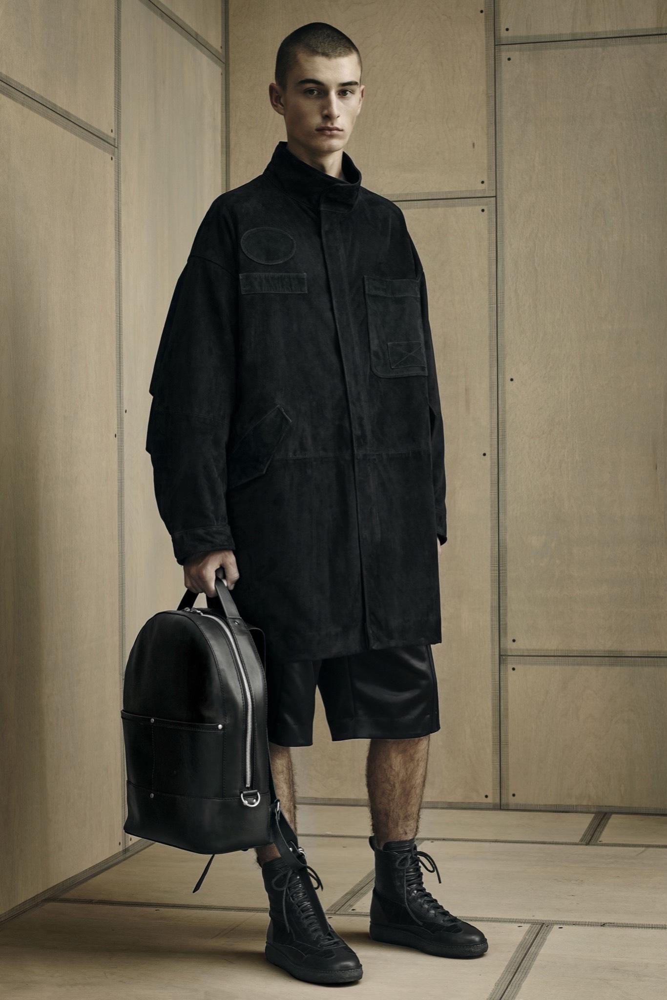 Alexander Wang Mens SS 2016 Paris (7)