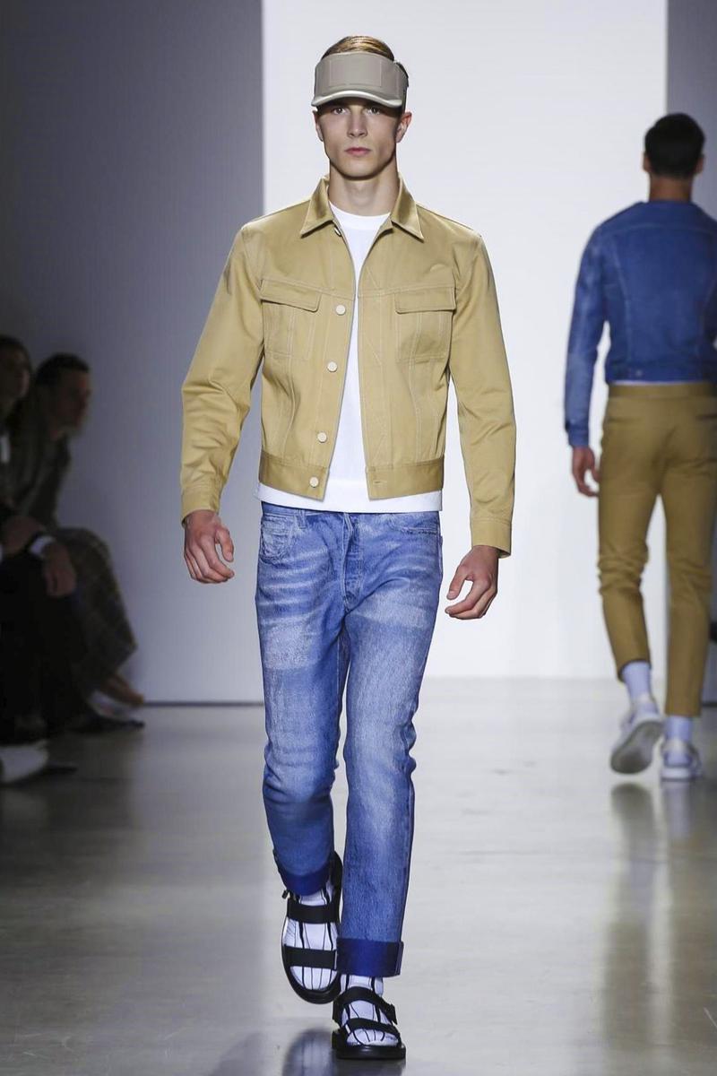 Calvin Klein, Spring Summer 2016 Menswear Milan