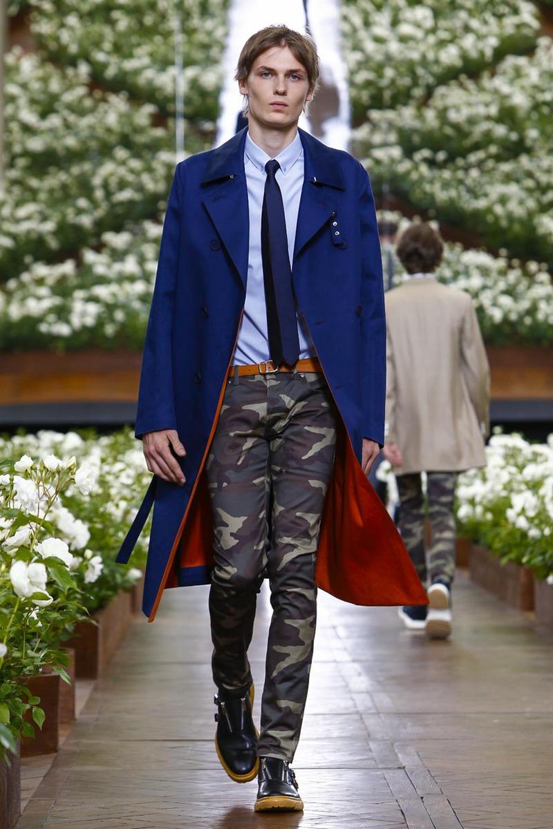 Dior Homme Spring Summer 2016 Fashion show in Paris