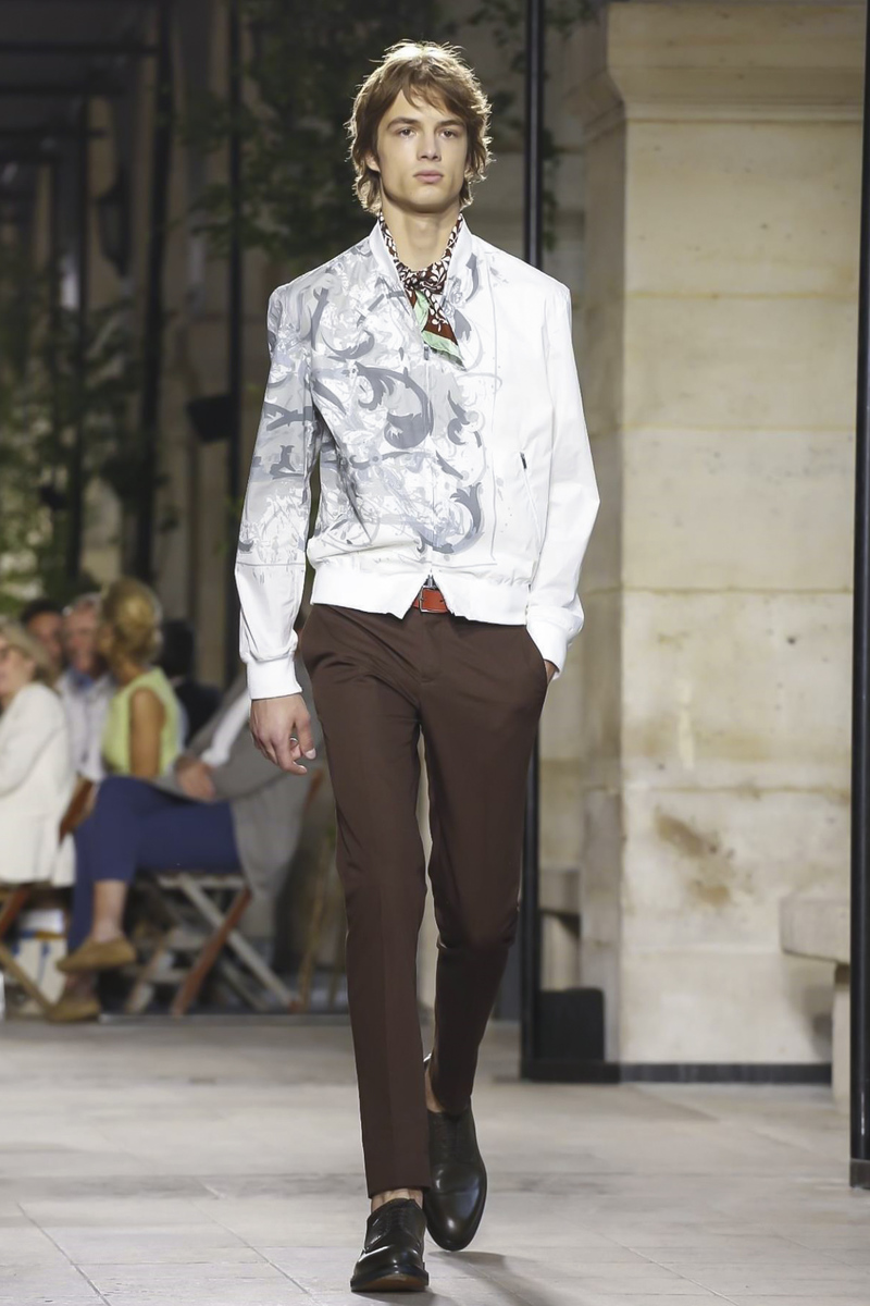 Hermès Collection Spring Summer 2016 Menswear  Paris
