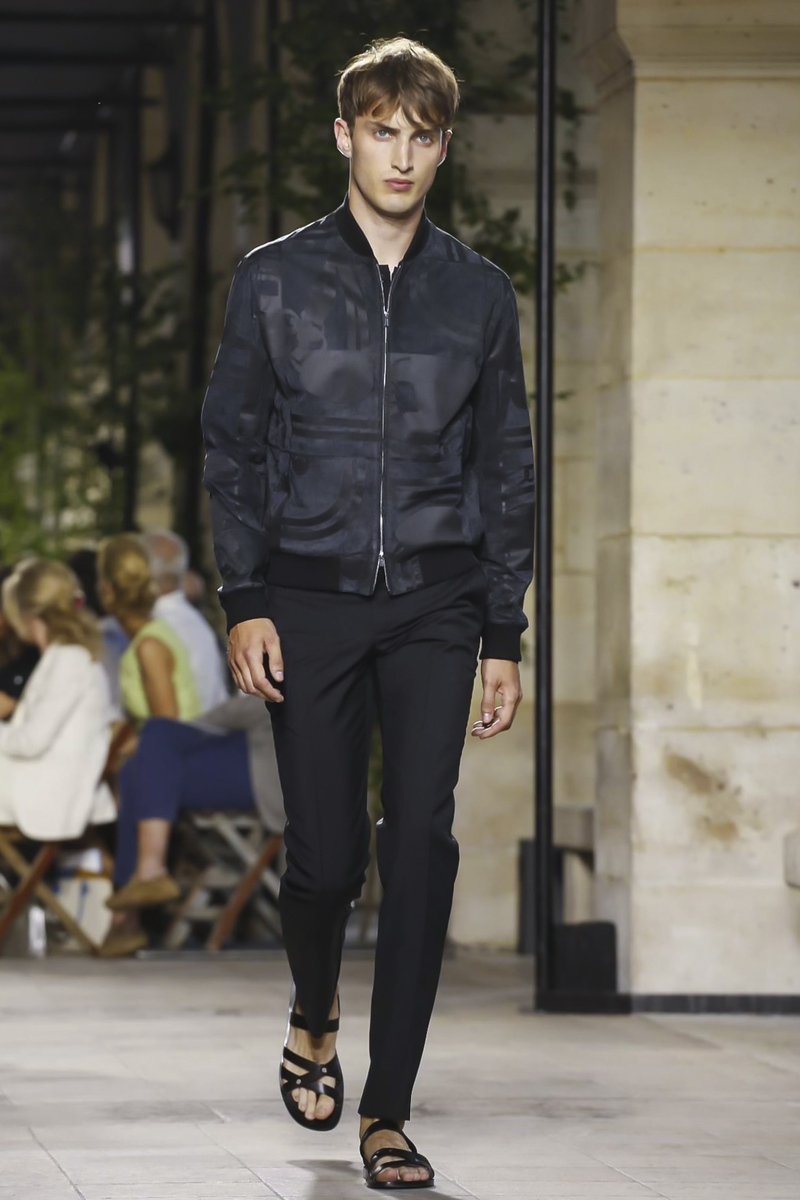 Hermès Collection Spring Summer 2016 Menswear in Paris