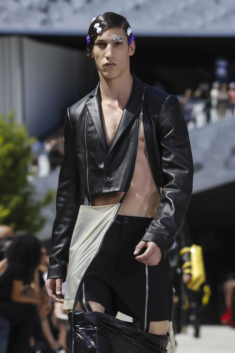 Hood by Air Collection Spring Summer 2016 Menswear in Paris