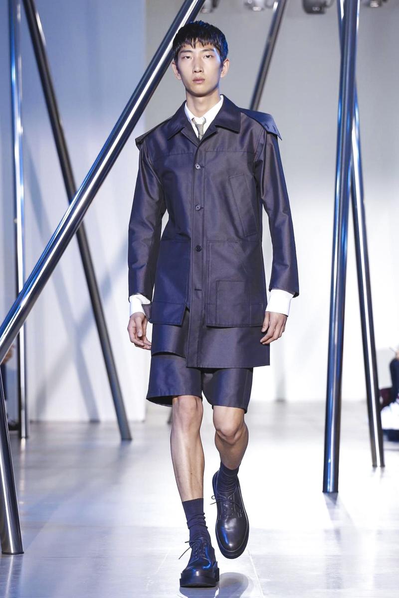 Jil Sander, Spring Summer 2016 Menswear Milan