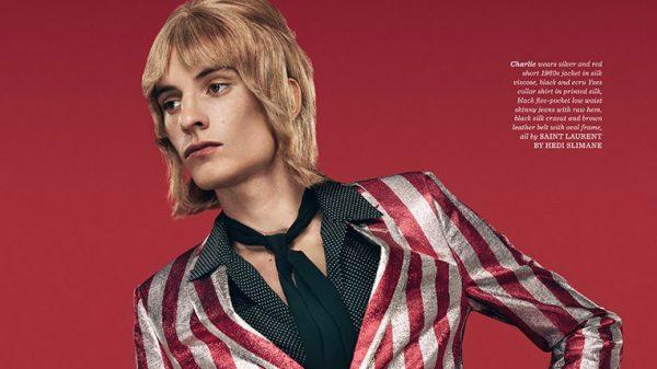 Timur Simakov in GQ UK Timur Simakov in GQ UK Vanity Teen Menswear & new faces magazine