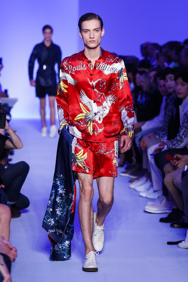 Walter Van Beirendonck Fashion Show, Menswear Collection Spring Summer 2016 in Milan