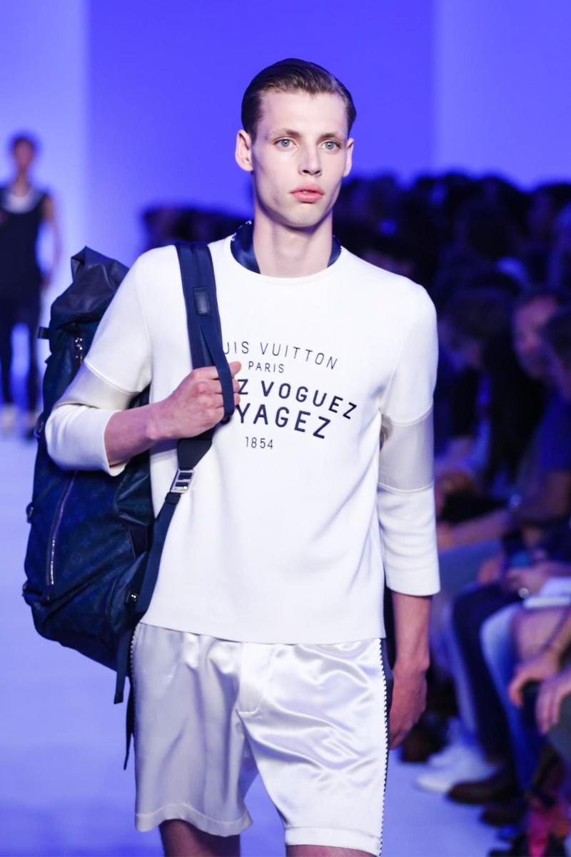 LOUIS VUITTON MENS S/S 2016